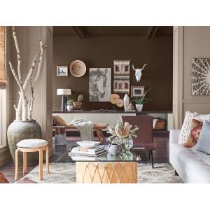 4 cách biến tấu phòng khách của bạn với màu be quen thuộc