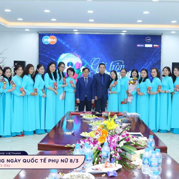 Bewin & Coating Vietnam hưởng ứng phong trào các hoạt động của huyện Gia Lâm