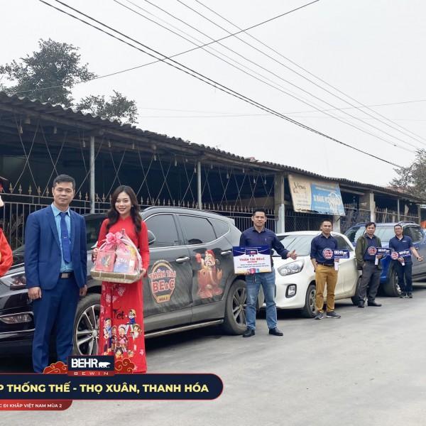 Thần Tài gõ cửa: Hành trình đi khắp Việt Nam DAY 2