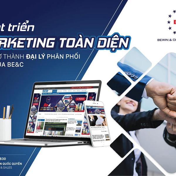 Trở thành đại lý của Bewin & Coating Vietnam: Bứt phá marketing